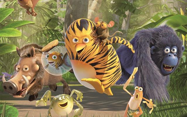Rai yoyo vita da giungla: alla riscossa!